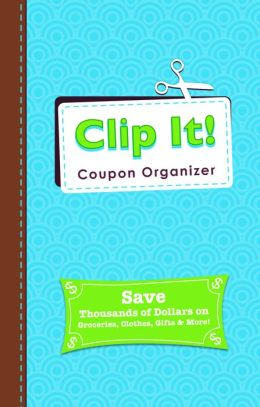 Clip It Coupon Organizer