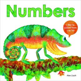 Numbers: I Like to Count from 1 to 10!