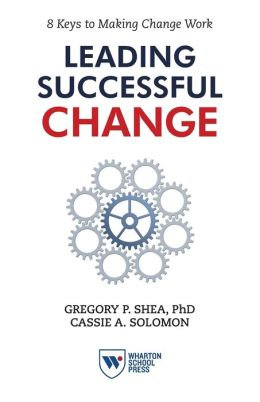 Leading Successful Change: 8 Keys to Making Change Work