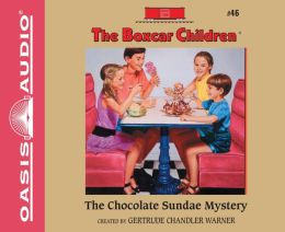 The Chocolate Sundae Mystery (The Boxcar Children Series #46)
