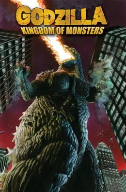 Godzilla: Kingdom of Monsters, Volume 1