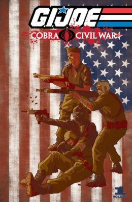 G.I. Joe: Cobra Civil War, Volume 1