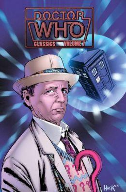 Doctor Who Classics, Volume 7