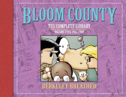 Bloom County: The Complete Library, Volume 5