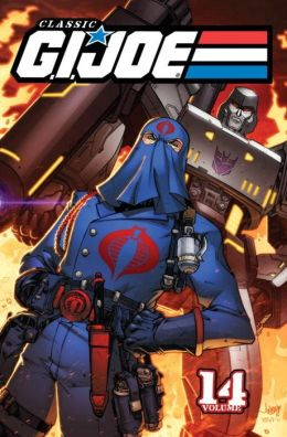 Classic G.I. Joe, Volume 14