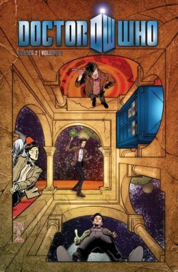 Doctor Who II, Volume 3: It Came From Outer Space