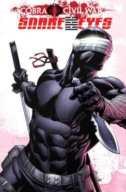 G.I. Joe: Snake Eyes: Cobra Civil War, Volume 2