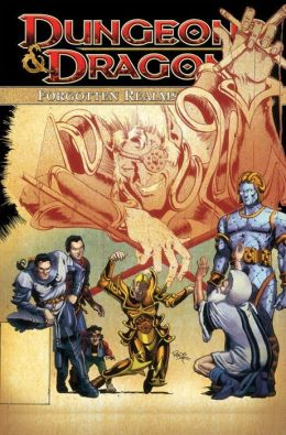Dungeons & Dragons: Forgotten Realms Classics, Volume 3