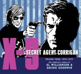 X-9: Secret Agent Corrigan, Volume 4