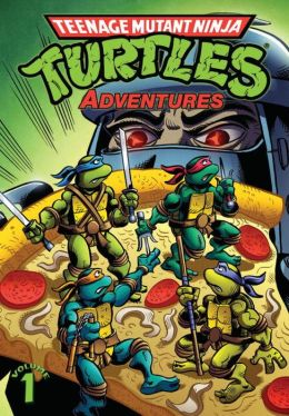 Teenage Mutant Ninja Turtles Adventures, Volume 1