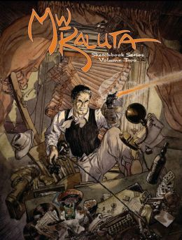 Michael Wm. Kaluta: Sketchbook Series, Volume 2