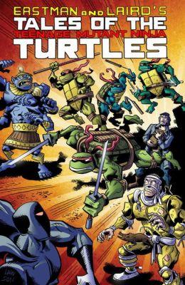Tales of the Teenage Mutant Ninja Turtles, Volume 1
