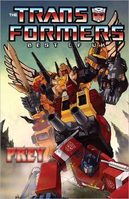 Transformers: Classics - Best of UK - Prey