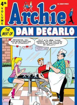 Archie: Best of Dan DeCarlo, Volume 4
