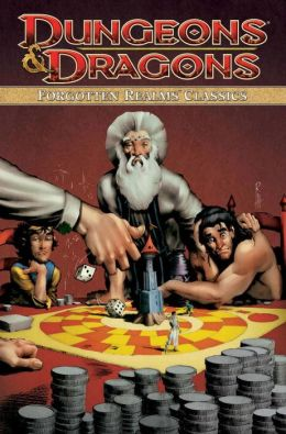 Dungeons & Dragons: Forgotten Realms Classics, Volume 4