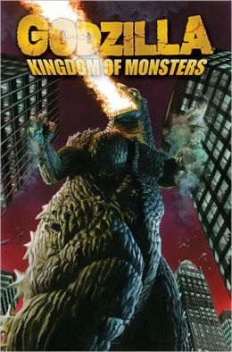 Godzilla: Kingdom of Monsters Complete Oversized