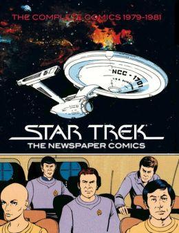 Star Trek: The Newspaper Strip, Volume 1