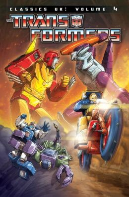 Transformers Classics UK, Volume 4