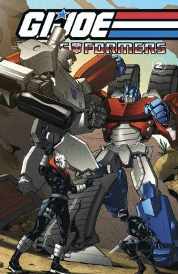 G.I. Joe/Transformers, Volume 2