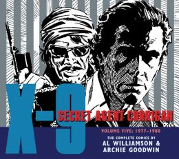 X-9: Secret Agent Corrigan, Volume 5