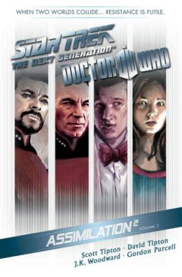 Star Trek: The Next Generation / Doctor Who: Assimilation 2, Volume 2