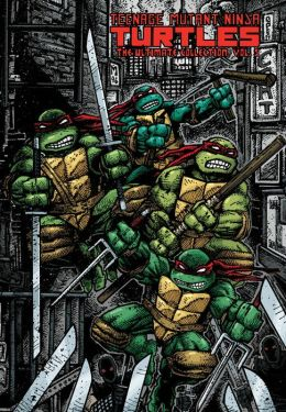 Teenage Mutant Ninja Turtles: The Ultimate Collection, Volume 5