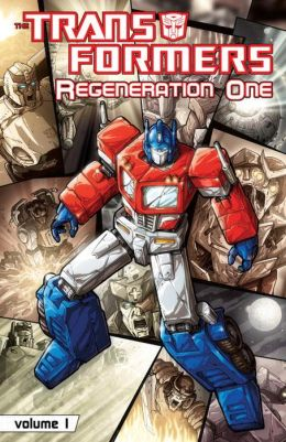 Transformers: Regeneration One, Volume 1