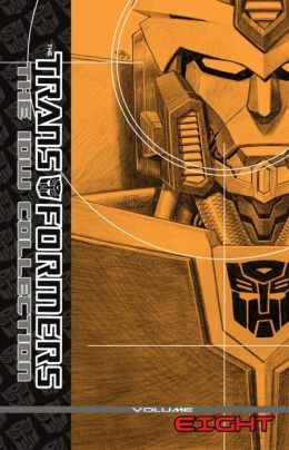 Transformers: The IDW Collection, Volume 8