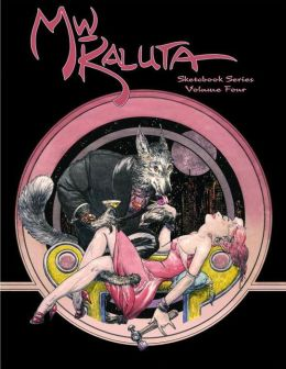 Michael WM. Kaluta Sketchbook Series, Volume 4