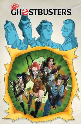 Ghostbusters, Volume 5: The New Ghostbusters