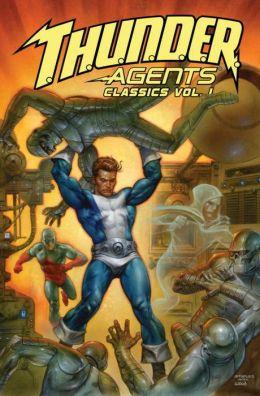 T.H.U.N.D.E.R. Agents Classics, Volume 1