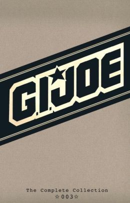 G.I. JOE: The Complete Collection, Volume 3