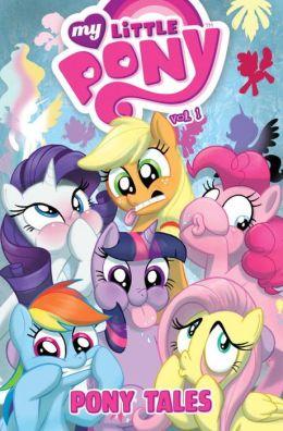 My Little Pony: Micro Series, Volume 1