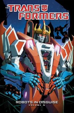 Transformers: Robots in Disguise, Volume 5