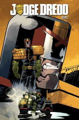 Judge Dredd, Volume 3