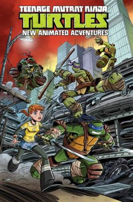 Teenage Mutant Ninja Turtles: New Animated Adventures, Volume 1