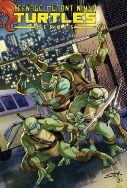 Teenage Mutant Ninja Turtles Heroes Collection