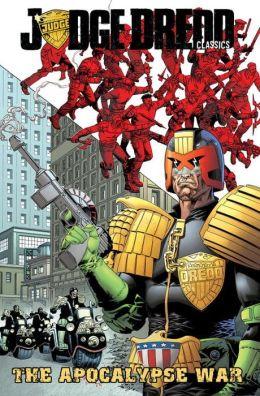 Judge Dredd Classics, Volume 1: Apocalypse War