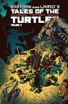 Tales Of The Teenage Mutant Ninja Turtles, Volume 4