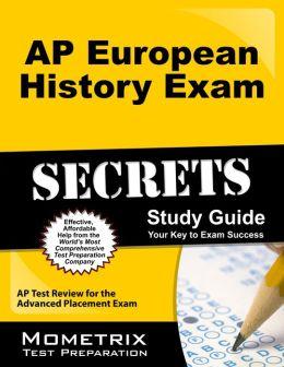 AP European History Exam Secrets Study Guide