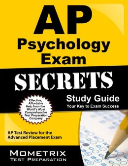 AP Psychology Exam Secrets Study Guide