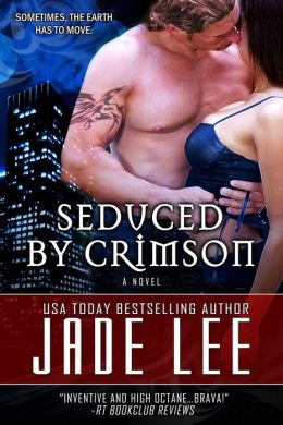 Seduced by Crimson (The Jade Lee Romantic Fantasies, Book 4)
