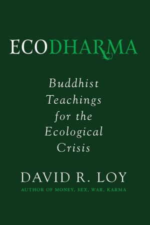 Book Ecodharma: Buddhist Teachings for the Ecological Crisis