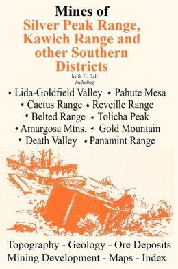 Mines of Southwestern Nevada