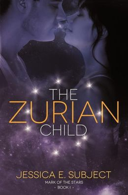 The Zurian Child (Mark of the Stars #1)