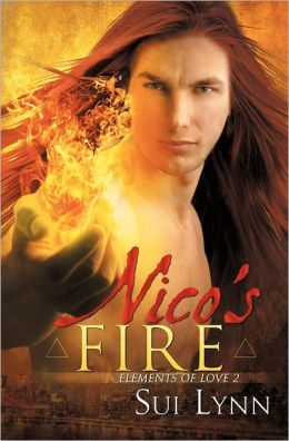 Nico's Fire (Elements of Love #2)