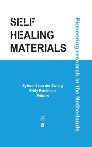 Self Healing Materials: Pioneering Research in the Netherlands