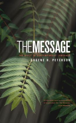 The Message Personal Size: With Topical Concordance