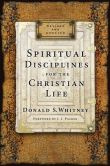 Book Cover Image. Title: Spiritual Disciplines for the Christian Life, Author: Donald S. Whitney