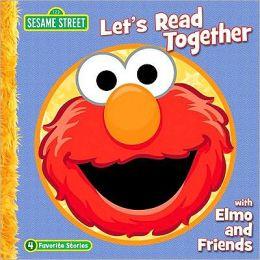 Sesame Street: Let's Read with Elmo